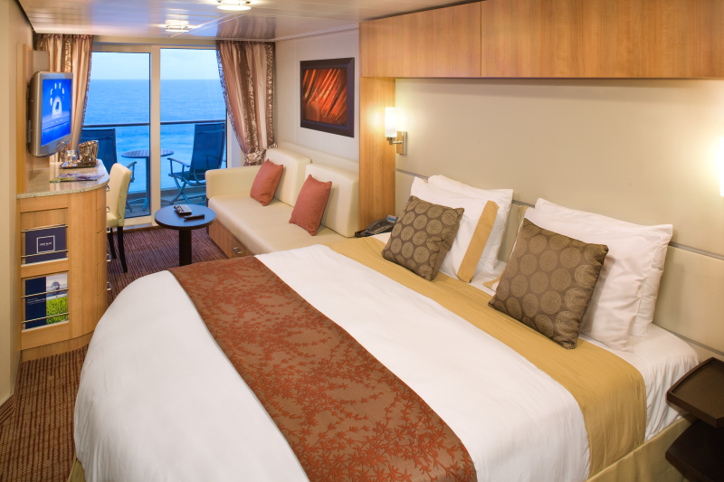 Wansbrough 39 s cruise blog celebrity silhouette sunset for Cruise ship balcony room