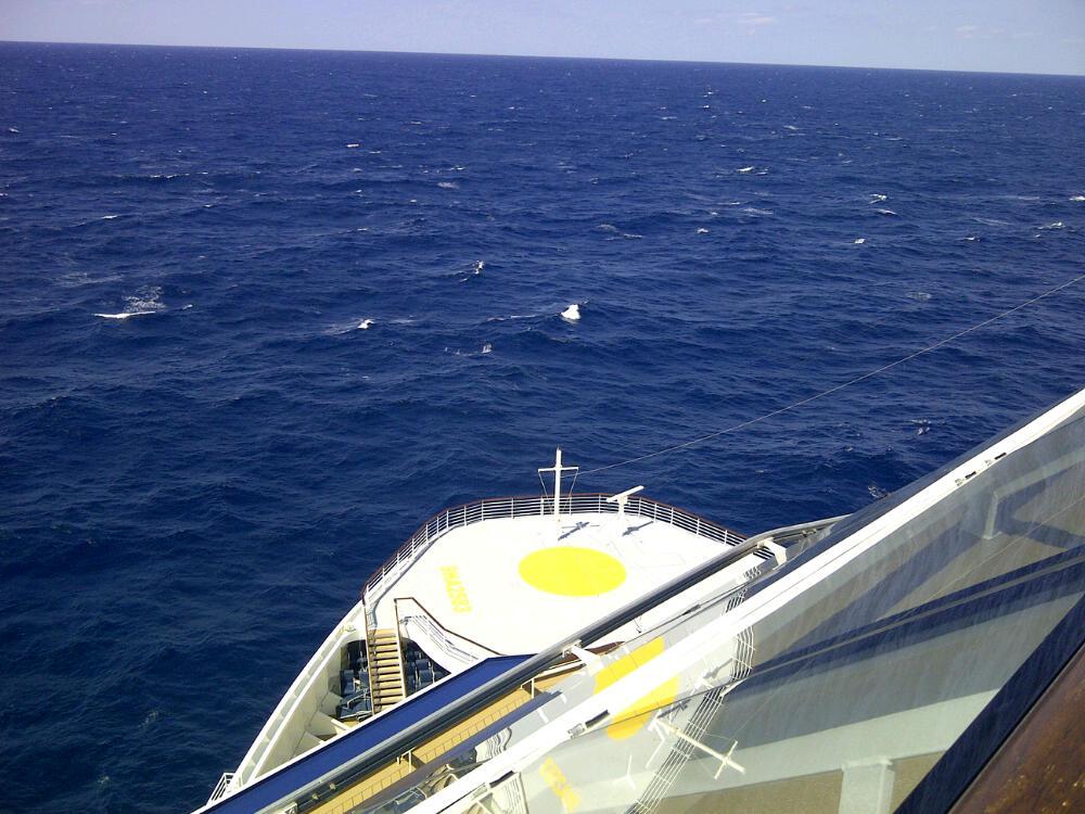 A Windy Sea Day (2)