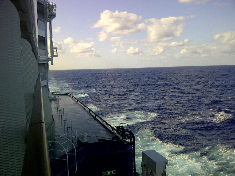 Sea Day 5