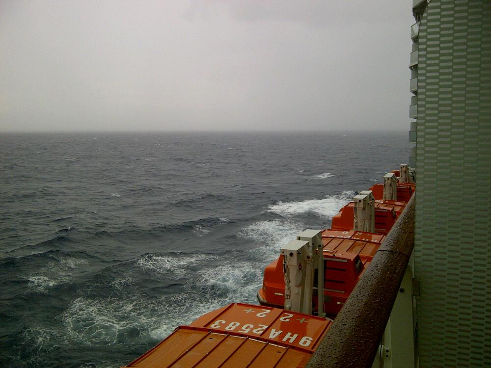 Sea Day 6