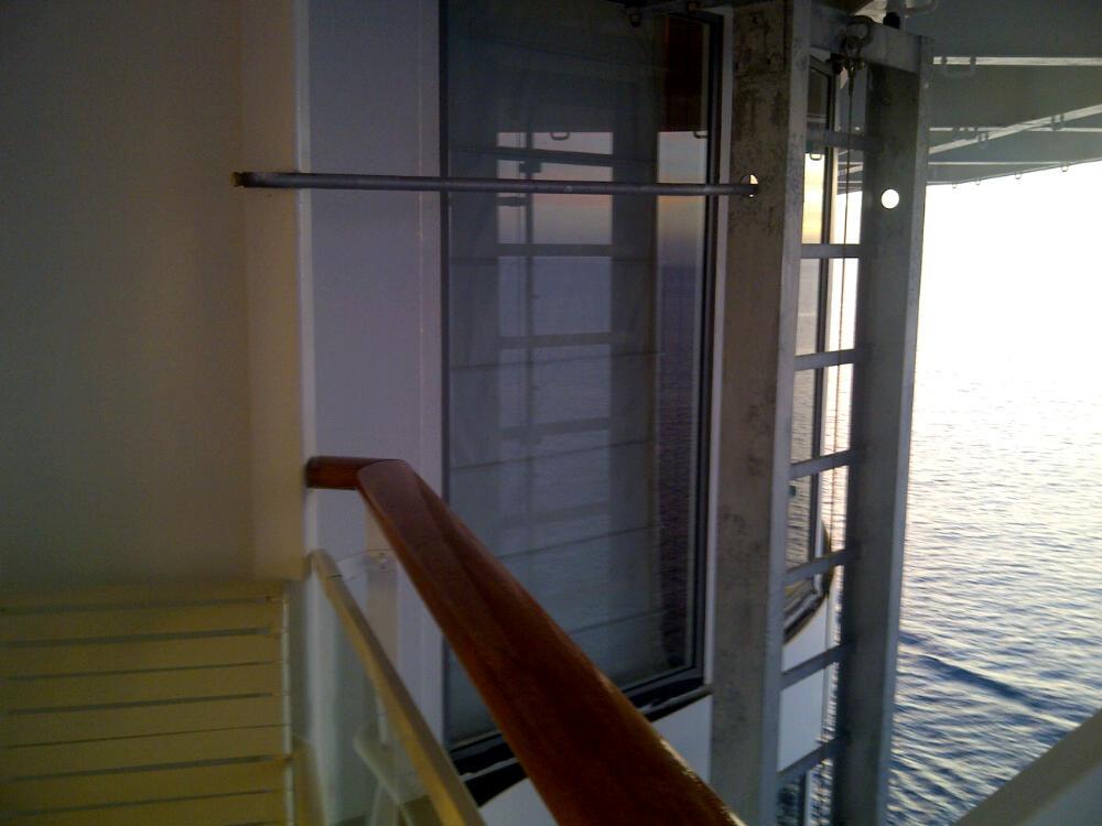 Wansbrough 39 s cruise blog 2012 celebrity constellation for English balcony