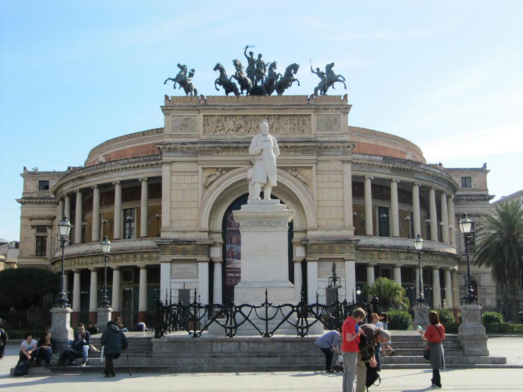Palermo Opera House