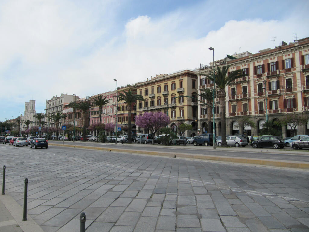 Via Roma Cagliari