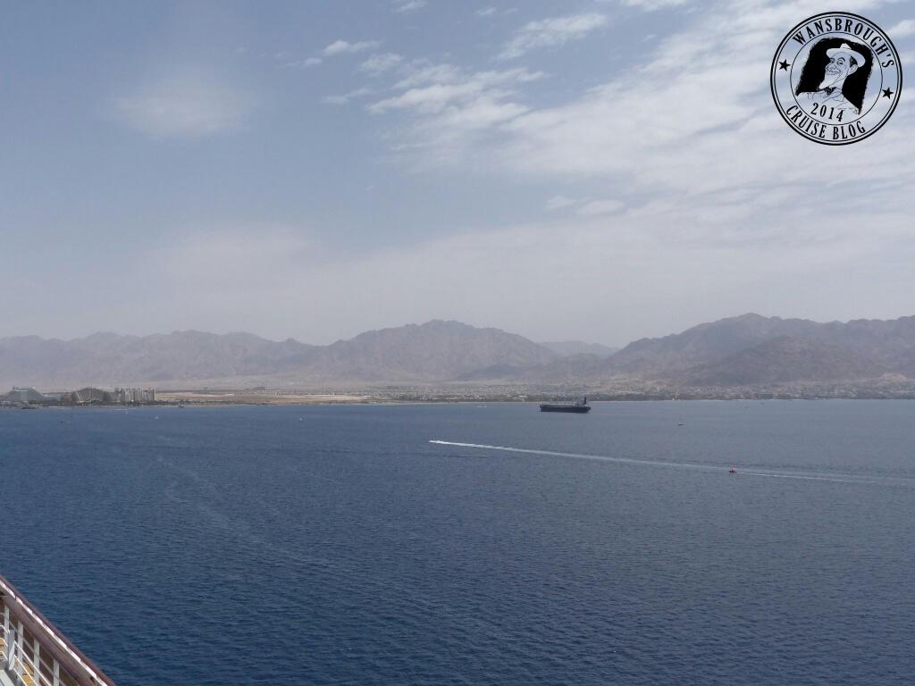Border between Israel & Jordan