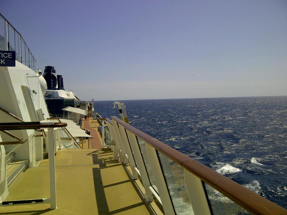 A Windy Sea Day (3)