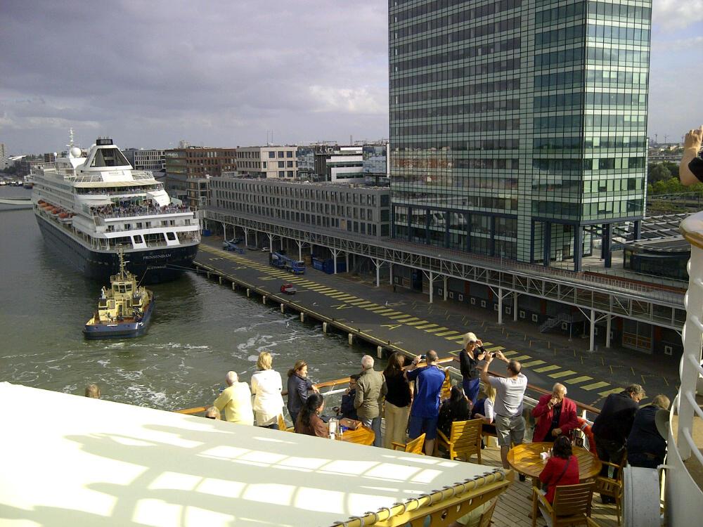 Amsterdam Sailaway