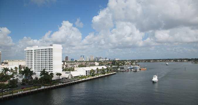 Waterfront Setting