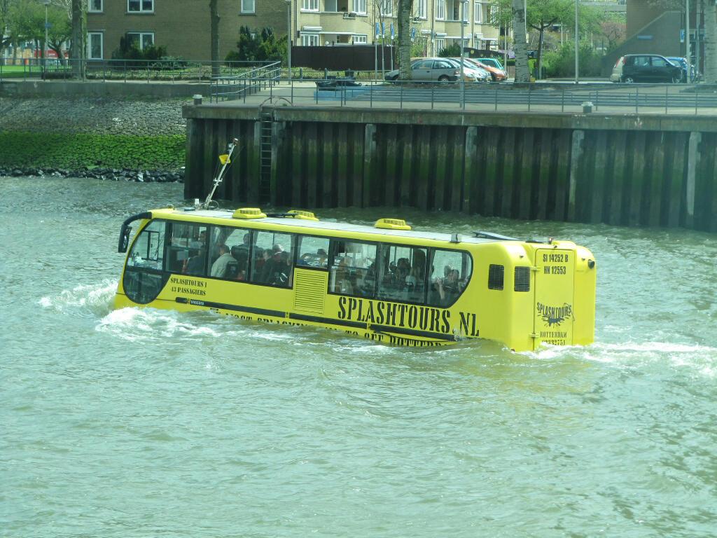 Splash Boat Tour